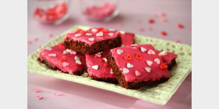 Valmista Pinkit mokkapalat täysjyväjauhoihin tällä reseptillä. Helposti parasta!