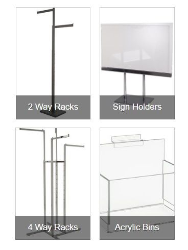 Canada's Leading Experts for High Quality Shop Fittings and Displays - http://www.idealdisplays.com/