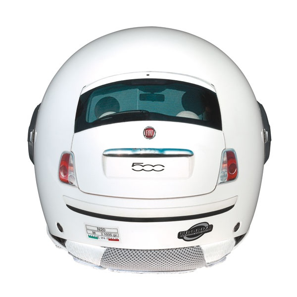 Nolan N20 Fiat 500