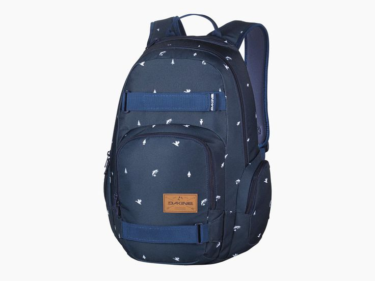 Dakine Atlas – blue skate and school backpack / Dakine Atlas – modrý skate/školní batoh  #dakine #blue #backpack #atlas  http://www.urbag.cz/batohy-tasky-dakine-vyber-kolekce-podzim-zima-2014/