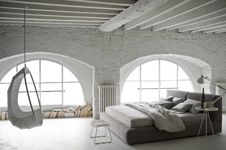 Comfortable atmosphere to sleep in!