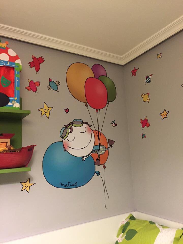 Las 25 mejores ideas sobre cuartos de ni os decorados en - Cuartos de ninos decorados ...