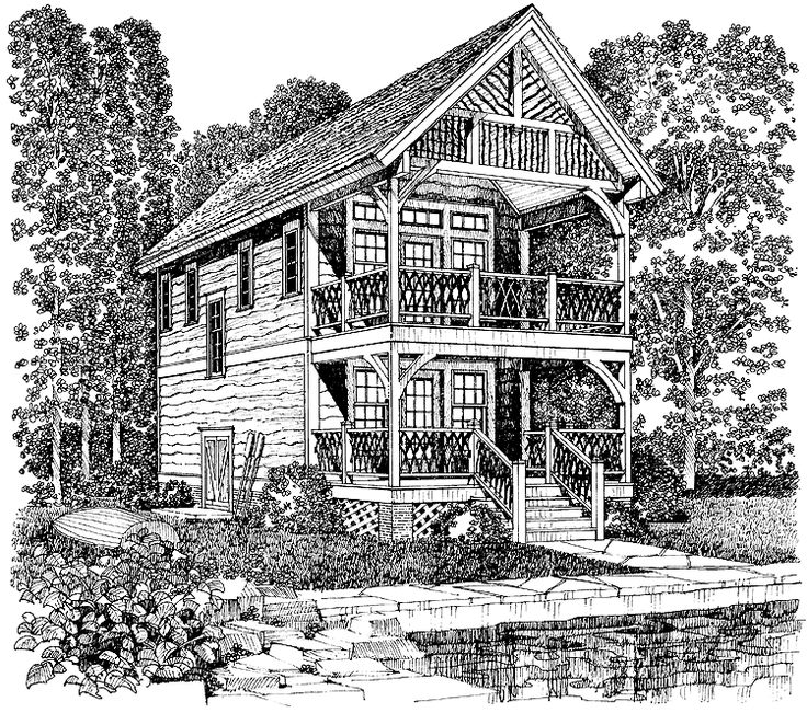 Eplans Victorian House Plan