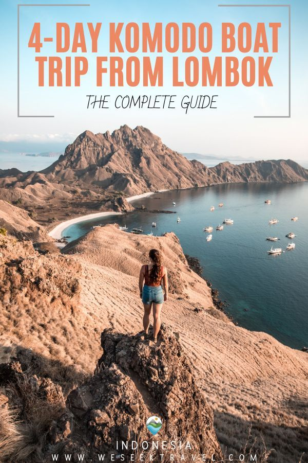 4-DAY KOMODO BOAT TRIP FROM LOMBOK – EVERYTHING …