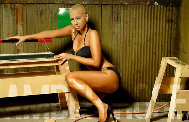 Amber Rose - The 50 Hottest Urban Models | Complex