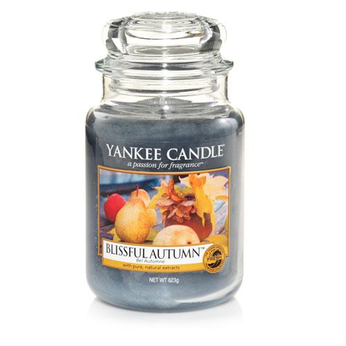 Yankee Candles | Yankee Candle | Blissful Autumn Large Jar