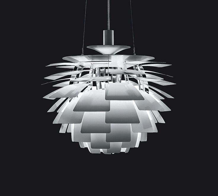 PH Artichoke, Louis Poulsen. Design by Poul Henningsen.