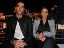 'Thrilled' Janet Jackson welcomes first child at age 50 http://news.sky.com/story/thrilled-janet-jackson-welcomes-first-child-at-age-50-10717416 Wissam Al Mana and Jackson at Paris Fashion Week in 2010