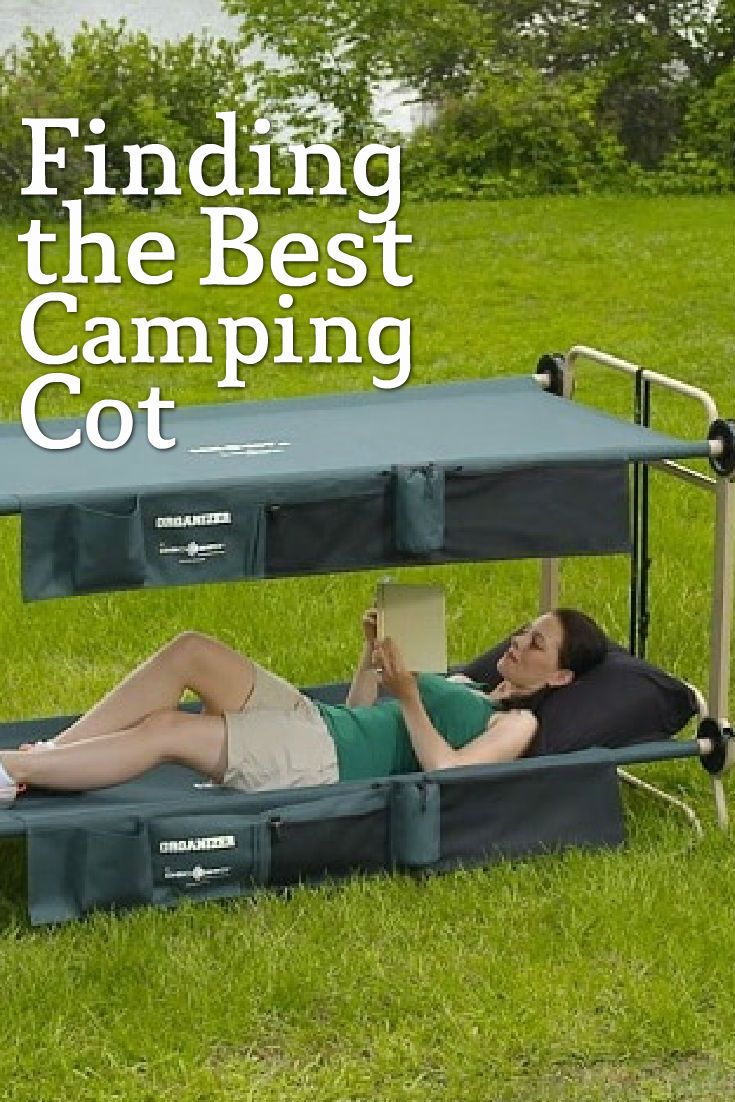Camping cots are an excellent solution to this problem. However, with so many options to choose from it can be difficult to find the right match for your needs. Today, we will be reviewing the top three camping cots on the market (from personal experience). Whether you are a backpacker or a luxury camper I can guarantee that one of these will fit your needs.