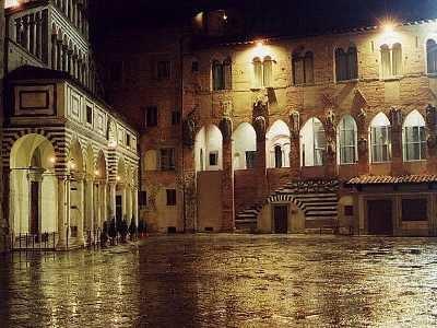 San Martino's square, Lucca
