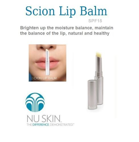 Nu-Skin-Scion-Lip-Balm-SPF-15-Moisture-Balance-of-Lip-Natural-and-Healthy