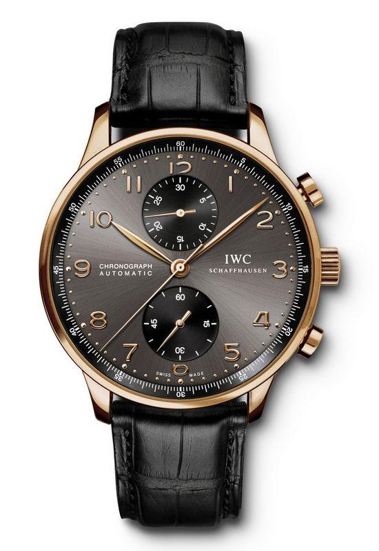 IWC Portuguese Chronograph Watch