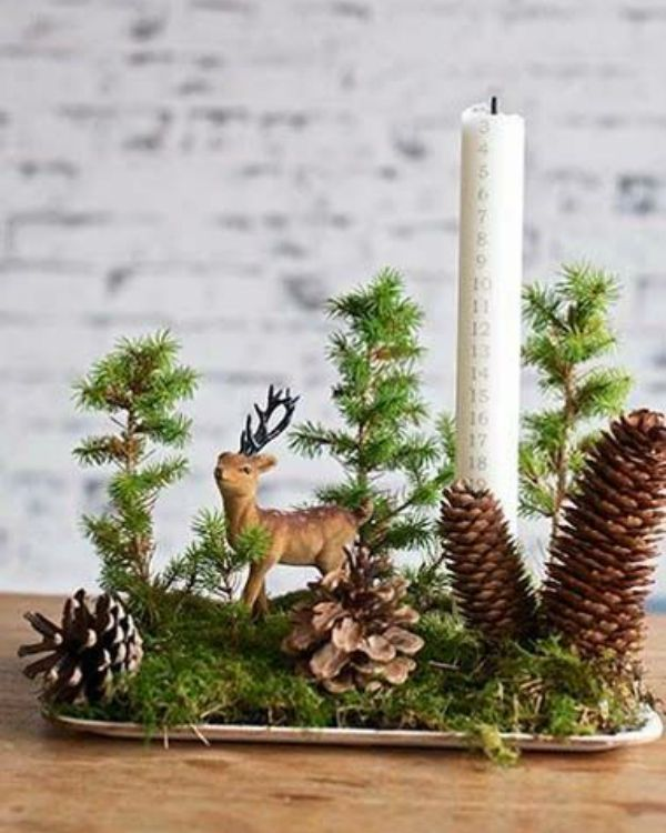 The countdown for Christmas is here! There are only 20 days left to the magical season and we bring to you the best ideas for you to decor your dining room.
