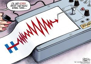Hillary's Polygraph Test ...
