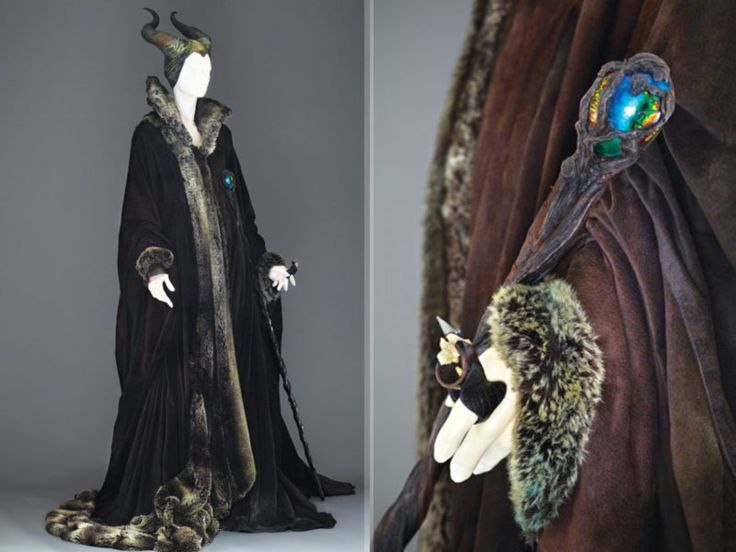 anna b sheppard costume design maleficent   Maleficent Magic Visual Concept: Costumes For Angelina Jolie And Elle ...