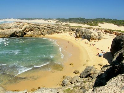 Bushman's River Mouth - South Africa. This is where I spent my childhood holidays