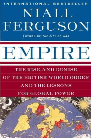 Empire: The Rise and Demise of the British World Order  by Niall Ferguson. Seems to be read a lot by people worrying about the decline of the U.S. Certainly depressing enough, though very interesting.