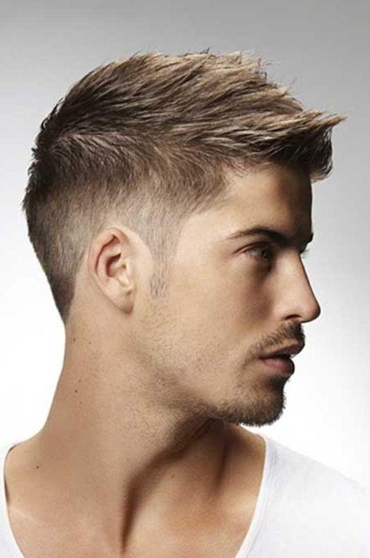 40 Die Stilvollsten Und Prachtigsten Frisuren Fur Manner Schick