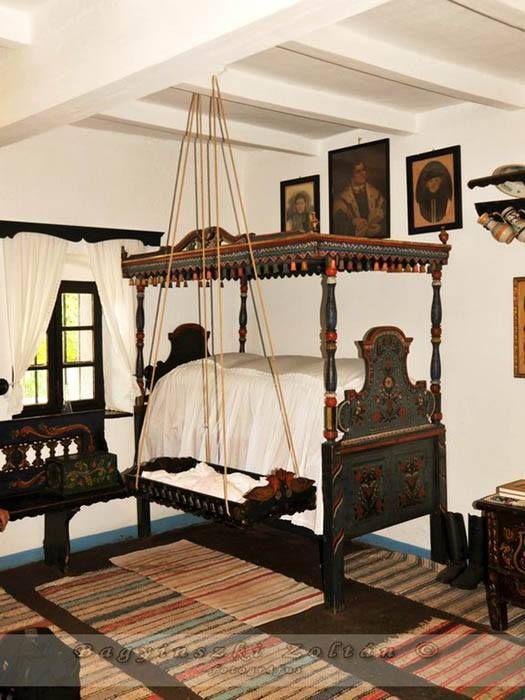 hungarin peasant house