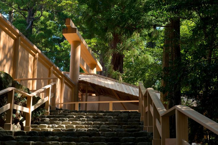 """Ise Grand Shrine: Shinto's highest ceremonies """"Sengu"""" автор: Tak Iwayoshi"""