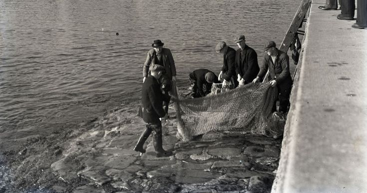 Salmon fishing on the Tweed: Past. Present. Future explores the importance of fishing in Berwick and how it could shape the town's future