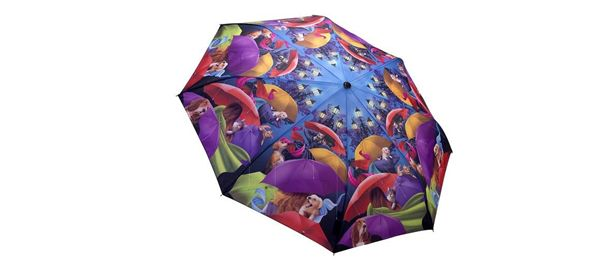 """""""A Walk in the Park"""" umbrella at Mori Luggage & Gifts"""