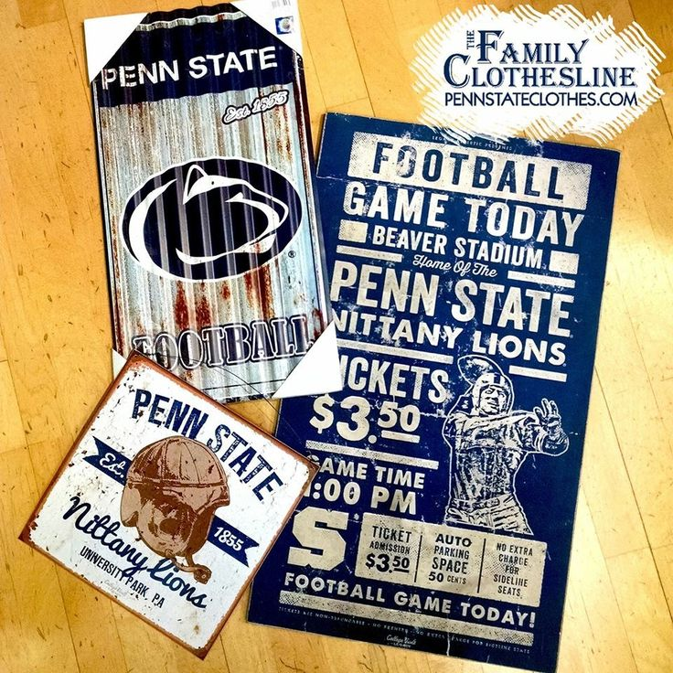 Pin by Sue Trotter on Penn State Proud Lions football