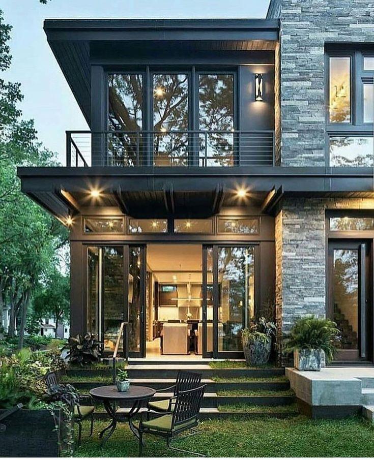 "Unique Home Exterior Design: Vera On Instagram: ""Love! Property By"