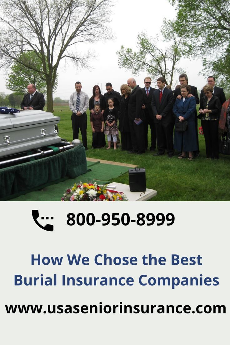 How We Chose the Best Burial Insurance Companies in 2020 ...
