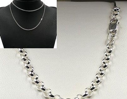 """Check out new work on my @Behance portfolio: """"Sterling Silver Belcher Chain combined - GM-CB120-750"""" http://be.net/gallery/49085357/Sterling-Silver-Belcher-Chain-combined-GM-CB120-750"""