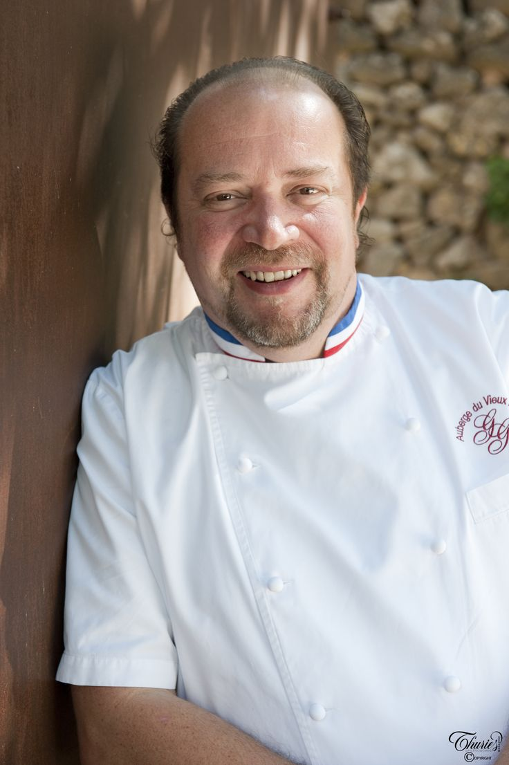 Gilles Goujon Thuriès Gastronomie Magazine 254 Novembre 2013