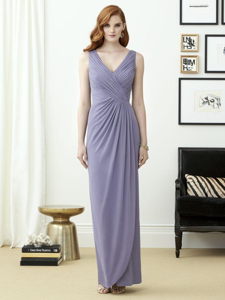 Dessy Bridesmaid Dress Style 2958