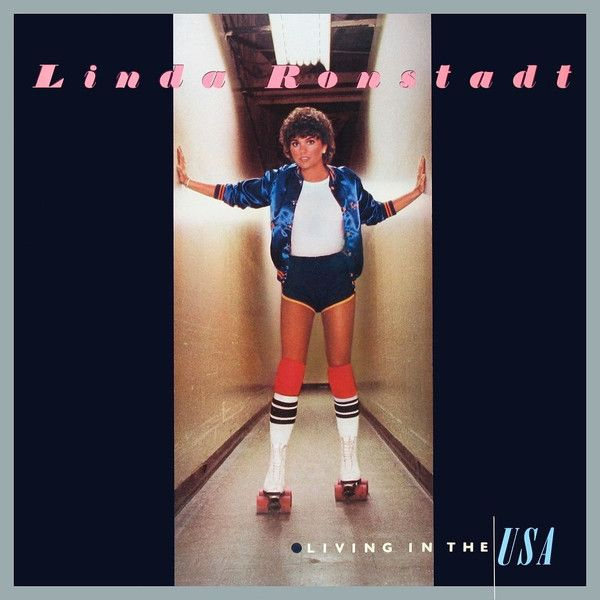Linda Ronstadt - Living In the U.S.A. Limited Edition Colored 180g Vinyl LP March 17 2017 Pre-order