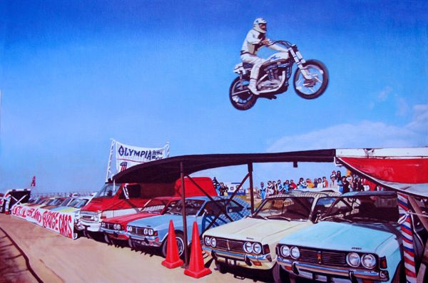 Evel Knievel 1200: 17 Best Images About Pin Ups On Pinterest