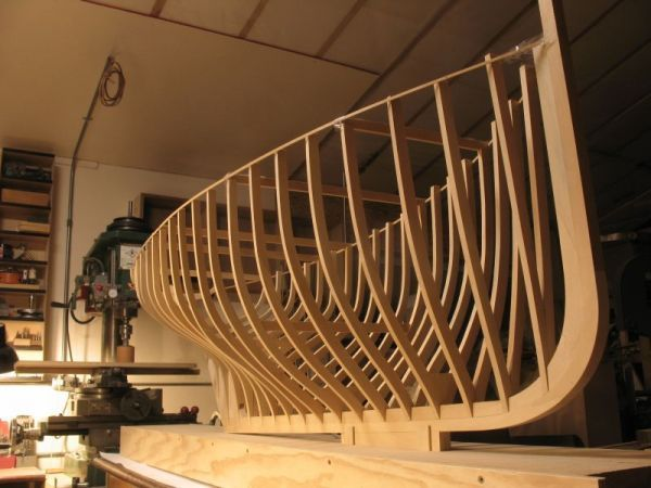 Models boats and bristol on pinterest for Model building plans