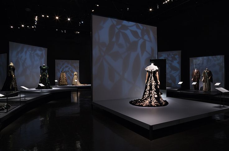 Some of history's best couture, on view now at FIT