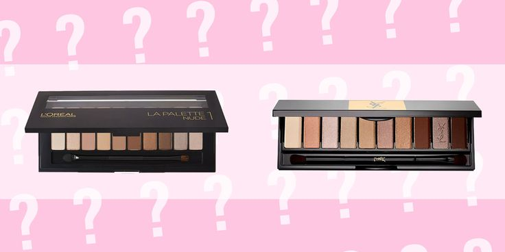QUIZ: Can You Tell the Difference Between a Cheap Makeup Palette and an Expensive One?