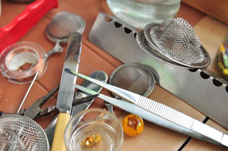 Tools for lampworking - Craft Studio Beads