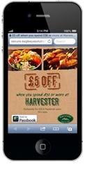 Harvester Restaurants' couponing success