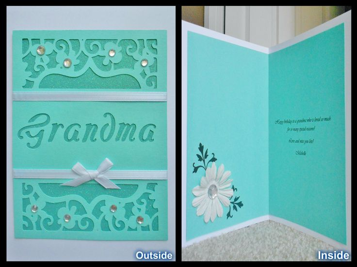 Best images about birthday card ideas for grandma on