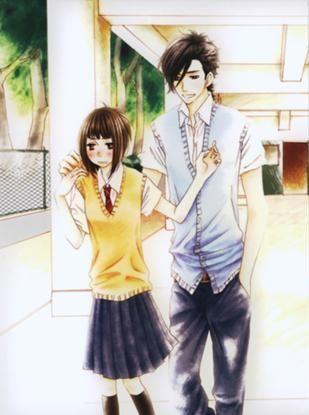 Yamato Kurosawa & Mei Tachibana - Sukitte Ii na yo,Say I Love You,Anime