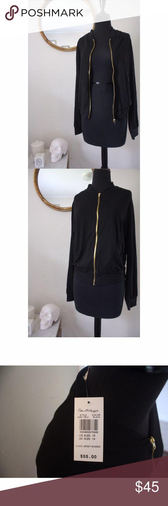 Miss selfridge bomber Bomber jacket miss selfridge Tops Tees - Long Sleeve