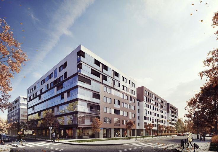 URSA SMART CITY - HRA Architekci