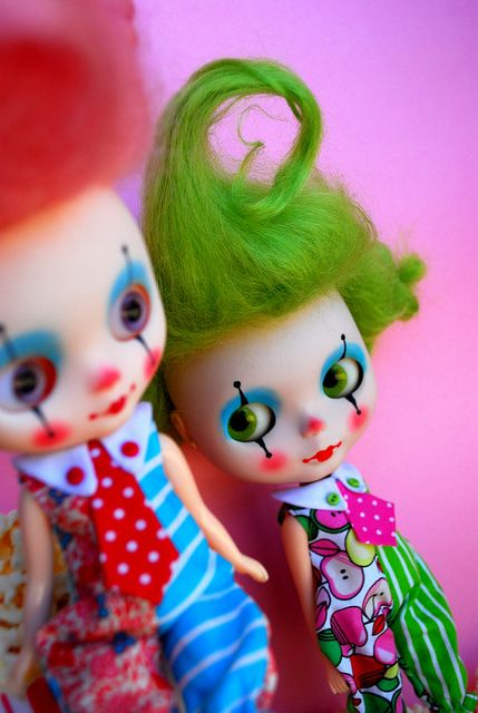 Pennywise and Tootles by kylie2good for Tiny Feet Magazine #TinyFeetMag