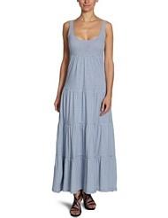 LTB Jeans Damen Kleid (lang), gestreift 8316 / Desiree