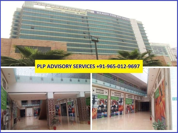 Rented Property in Emaar-MGF Palm Square Gurgaon, pre leased property for sale in Gurgaon, furnished office space for rent in gurgaon, shop for rent Gurgaon