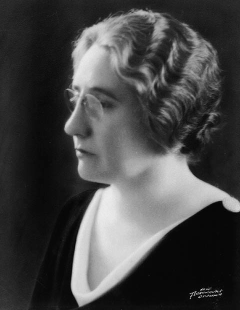 """I want for myself what I want for other women, absolute equality."" Agnes MacPhail."