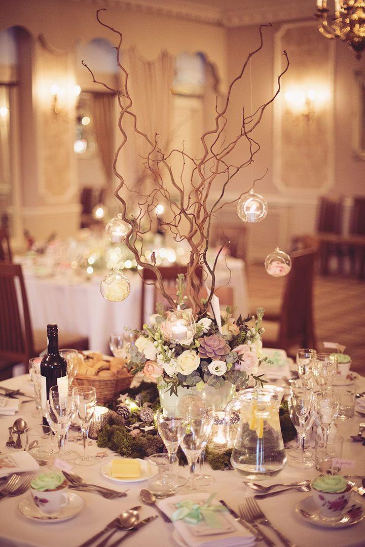 Rowena and Richard�s Lux Winter Woodland Wedding By Tiree Dawson Photography