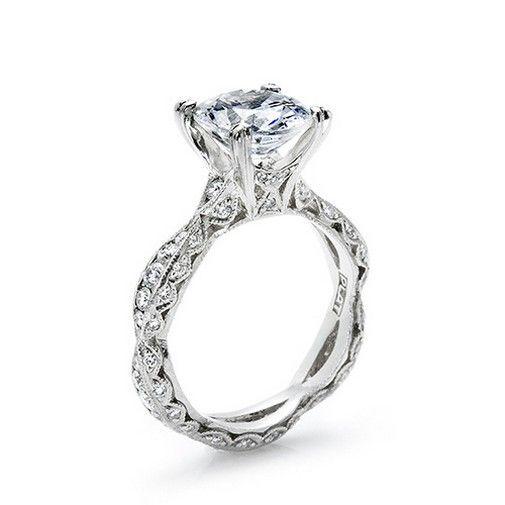 pave diamond rings tkilen