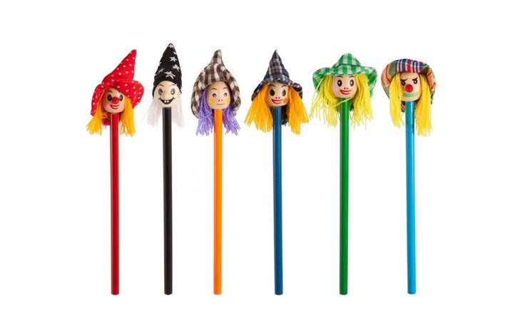 Ołówek Czarownica